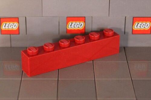 LEGO Brick 1 x 6 #3009 Choose Your Color **Ten per Lot**