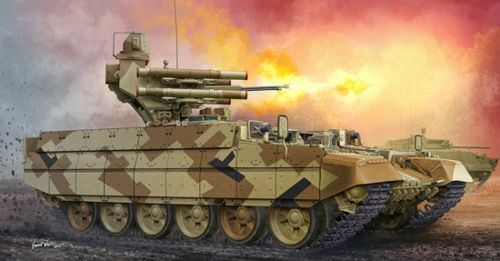 Trumpeter 1 35 Russian BMPT
