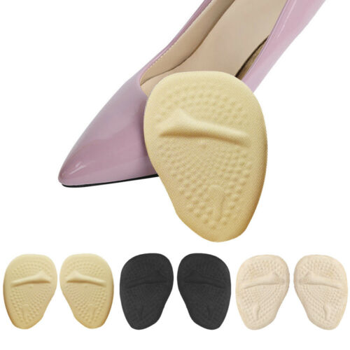 Metatarsal Pads High Heels Ball of Foot Cushions Pain Relief For Women 2 Pairs