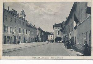 Nr-18939-PK-Soragna-Parma-Via-Garibaldi-1945-Italien