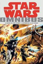 STAR WARS OMNIBUS - LE GUERRE DEI CLONI 1 (DI 3) MAG 2014 PANINI COMICS - NUOVO
