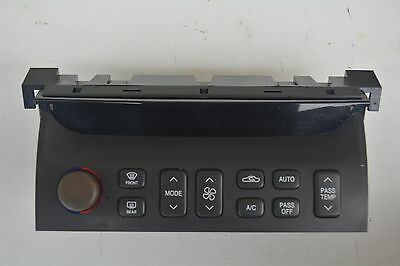 00-05 CADILLAC DEVILLE DHS HEATER AC A/C CLIMATE CONTROL OEM