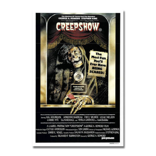 CREEPSHOW Horror Movie Art Silk Poster Print 12x18 24x36 inch
