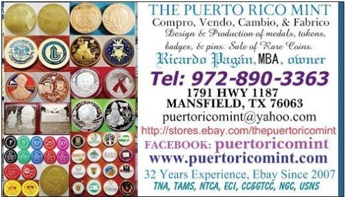 Ficha DISCOVERYZONE 2003 PLAZA del NORTE HATILLO Puerto Rico Arcade game token