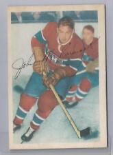 1953-54 Parkhurst Hockey John McCormack Card # 34 ExMt Condition Set Break