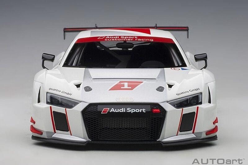 Noël coloré Autoart Audi R8 Lms Geneva Présentation Voiture 2016 2016 2016 1/18 Echelle   Outlet Online  684a50