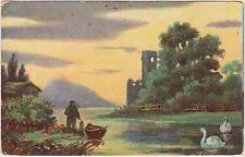 (EM51) 1900's GB postcard popular series no 415