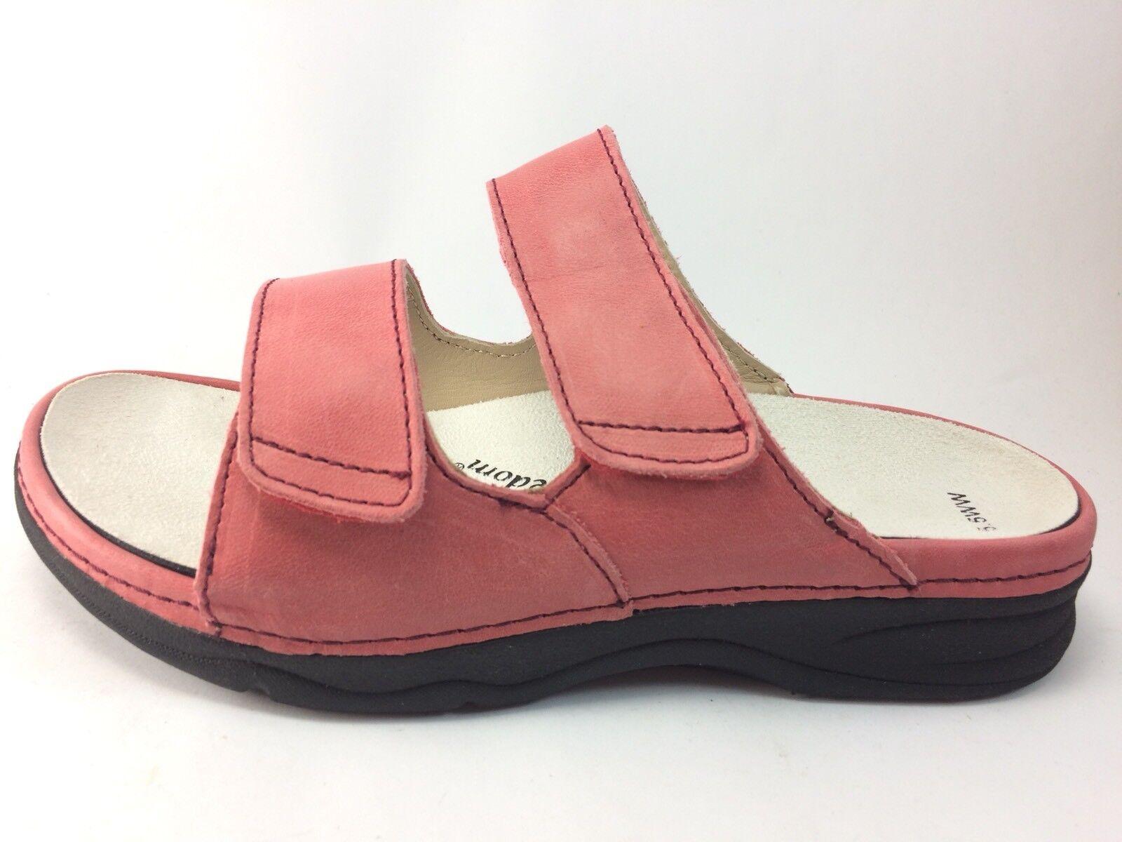 Drew Zapato Mujer Sandalia De Milán Talla 5.5 WW