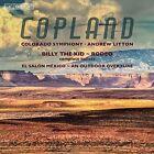 Copland: Billy the Kid; Rodeo Super Audio Hybrid CD (CD, Oct-2015, BIS (Sweden))