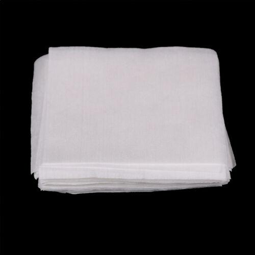 50 Stück Antistatische fusselfreie Tücher Staubfreies Papier Staub Papier Faser