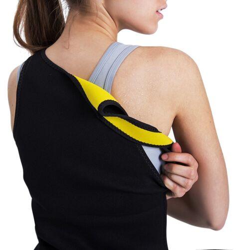 Women Neoprene Body Shaper Waist Trainer Cincher Underbust Corset Shapewear Top