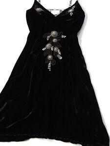 """susanne rützou abendkleid samtkleid kleid """"kleine schwarze""""gr 40 farbe schwarz  ebay"""