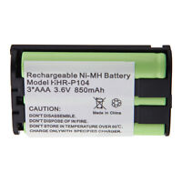 Phone Battery For Panasonic Kx-tg2303 Kx-tg2313 Kx-tg2343 Kx-tg2312 Kx-tg2314