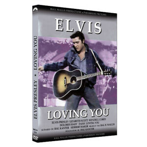 LOVING YOU (Elvis Presley) DVD Version Française