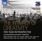 The Intimacy of Creativity von Various Artists (2016)