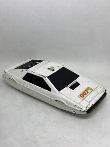 CORGI 007 LOTUS ESPRIT LA SPIA CHE MI AMAVA giocattolo retrò vintage bianco Diecast 269