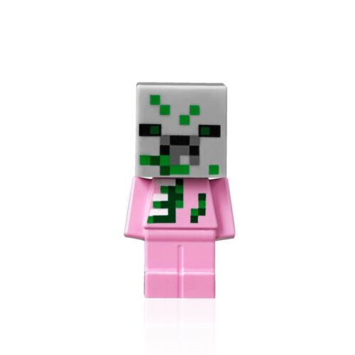 Baby Zombie Pigman from Set 21143 Very Cute! LEGO Minecraft MiniFigure