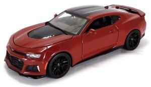 2017-Chevrolet-Camaro-ZL1-Maisto-Auto-Modele-1-24