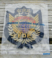 Vintage Fedex Uniform Badge Patch Embroidered For Jacket Or Hat Wings