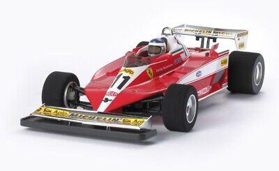 Tamiya Ferrari 312T3 Chassis F104W Bausatz 1/10 inkl. 2 Karosserien #300047374   eBay