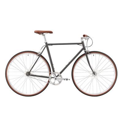 NEW REID DOWNTOWN Vintage Classic Singlespeed Fixie Bike Retro Styling