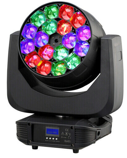 Diamond 1815W RGBW Zoom Led Moving Head Light