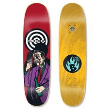 BLACK Label Cardiel Breaking Point riemettere 8.6 Skateboard Deck NUOVO Antihero