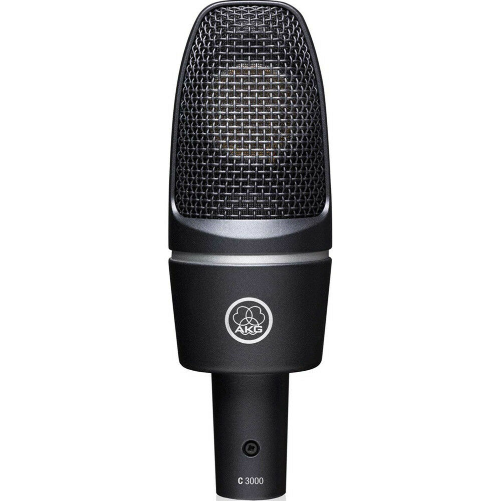 NEW AKG C3000 Condenser Mic Auth Dealer - Best Deal on ebay