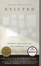 Evicted : Poverty and Profit in the American City by Matthew Desmond (2016, Paperback)