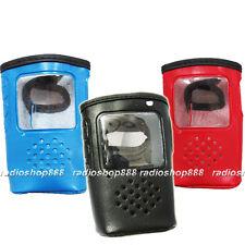 BAOFENG UV-100 UV-3R UV-200 3 color Original Softcases  ( RED BLUE BLACK )