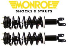 Dodge Ram 1500 4WD 09-15 Front Shocks Struts with Coil Springs Set Monroe
