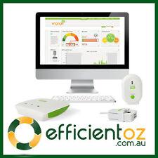 Efergy Engage Hub Kit Internet Cloud Energy Monitor Electricity Usage