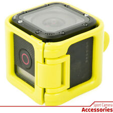 Frame Protective Case Mount Shockproof For Go Pro GoPro Hero 4 Session - Yellow