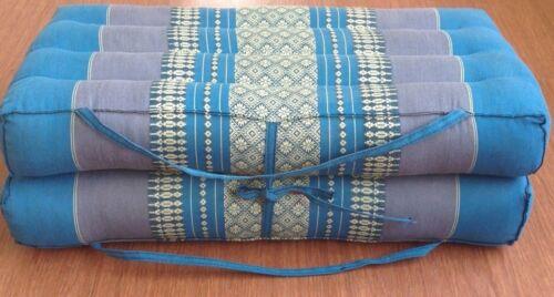 Meditation Cushion YOGA PILLOW ORGANIC KAPOK 100/% FILLED Home Decor