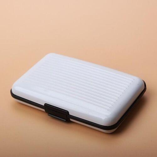 Crédit grise RFID Protection Carte Visite étui porte carte étui