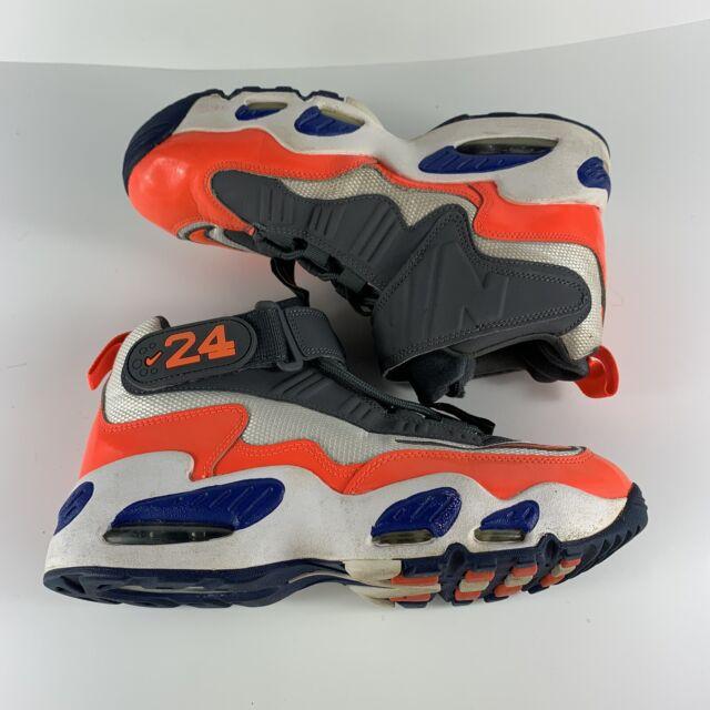Nike Air Max 1 Ken Griffey Jr 24 Orange
