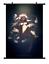 "Hot Anime Vocaloid Hatsune Miku IA Home Decor Poster Wall Scroll 8/""x12/"" P223"
