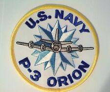 "U.S. Navy P-3 Orion Patch 4"""