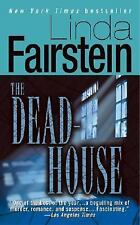 The Deadhouse by Linda Fairstein (2003, Paperback)