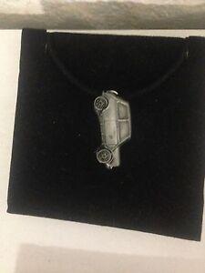 fatto Collana auto un effetto ref149 cavo su mano GT nero Peltro 41cm 1275 MINI a PT1qAw