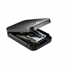 GunVault NV200 NanoVault 200 Personal Safe with 18-Gauge Steel Exterior in Black