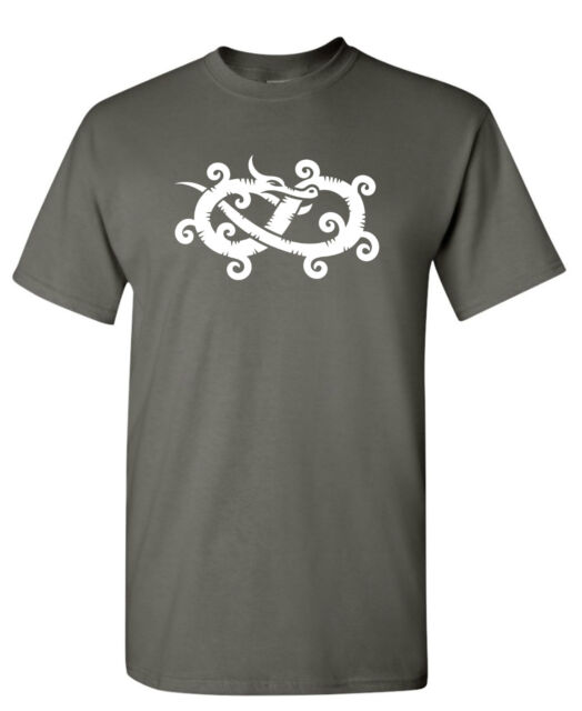 RUNES OF ELDER FUTHARK T-shirt Norse Odin Viking Ragnarok Thor Odin S to 6XL