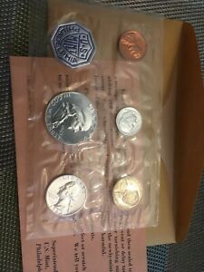 1963 US Mint Proof Set