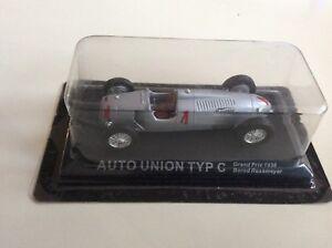 Voiture-miniature-Auto-Union-TYP-C-1936-Bernd-Rosemeyer