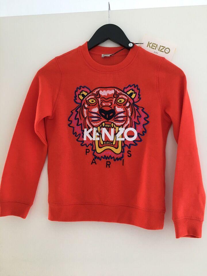 Sweatshirt, NY Dark orange, Kenzo