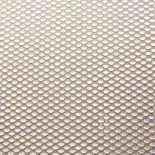 36 X 48 In Expandable Aluminum Sheet Brass Durable Indoor Outdoor Albras Finish