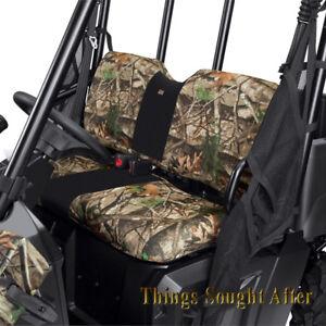Camo seat cover for 2004 2005 polaris ranger 2x4 4x4 6x6 efi 425 image is loading camo seat cover for 2004 2005 polaris ranger sciox Images
