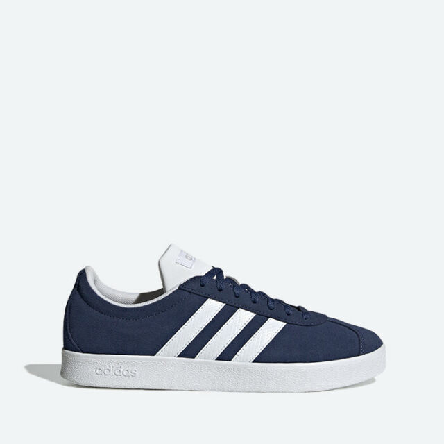 Size 9 - adidas VL Court 2.0 Blue - EG4107 for sale online   eBay