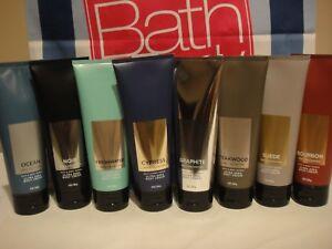 Bath-and-Body-Works-For-Men-Signature-Ultra-Shea-Body-Cream-8-fl-oz-You-Choose