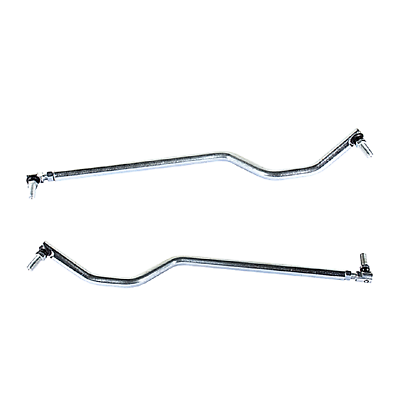 LH /& RH Adjustable Steering Arm Draglinks for John Deere GY20491 GY20492